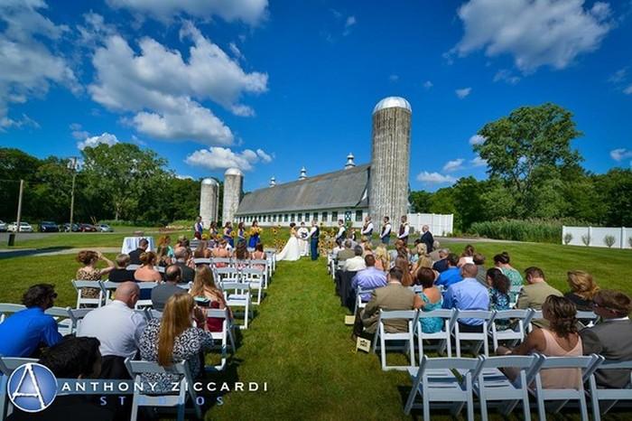 The Barn at Perona Farms  Andover NJ Rustic Weddings