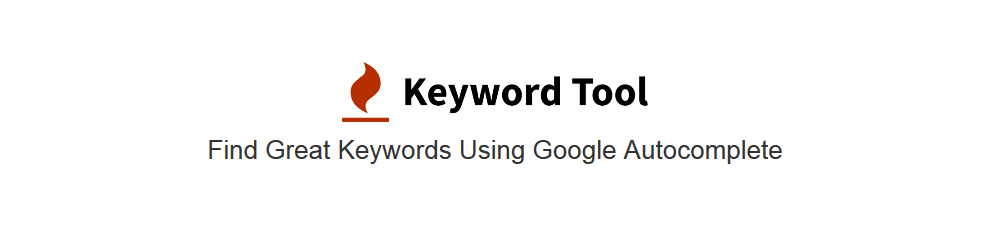 Alternative zu Google Keyword-Planer 4 Keyword Analyse ► Keyword Analyse