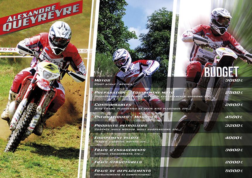 Book Photo Sponsoring DAlexandre Queyreyre