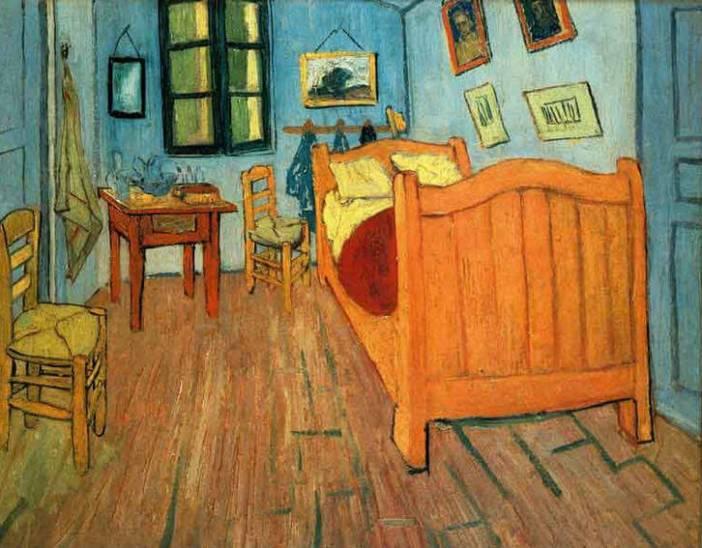 Vincent-van-Gogh-arleste-yatak-odasi