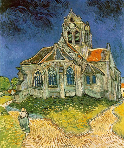 Vincent-van-Gogh-kilise