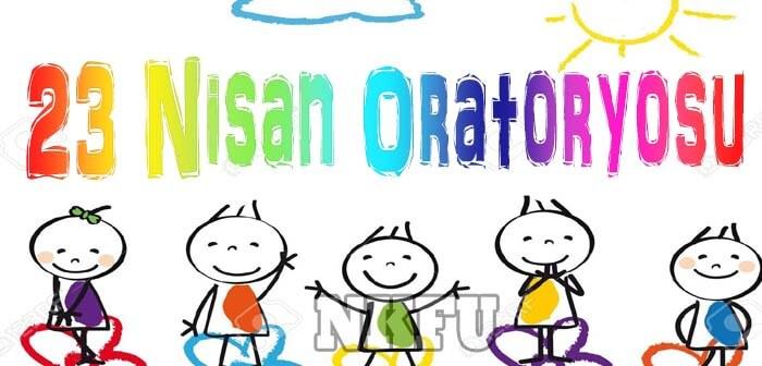 23 Nisan Oratoryosu