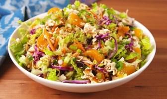 Çin Salatası Tarifi