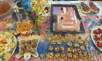 Kız Çocukları İçin Prenses Doğum Günü Partisi