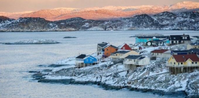 Grönland Adası