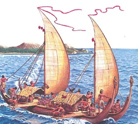 Polinezyalı Kaşifler