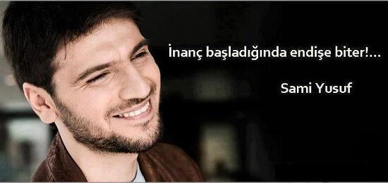 Sami Yusuf Sözleri