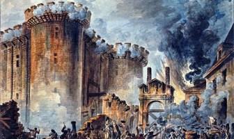 Bastille Hücumu 14 Temmuz 1789
