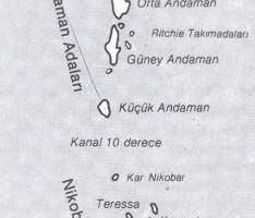Andaman ve Nikobar Adaları