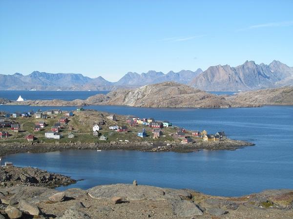 Dünyanın En Büyük Adası : Grönland