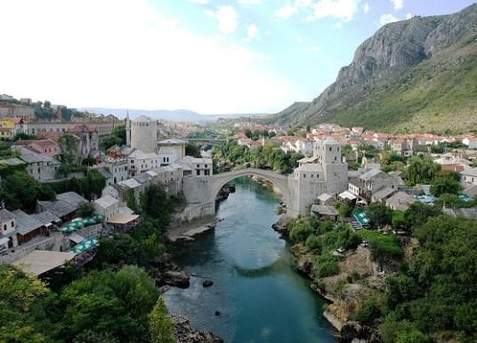 Mostar Nerededir? Dünyaca Ünlü Mostar Köprüsü Hakkında Bilgiler
