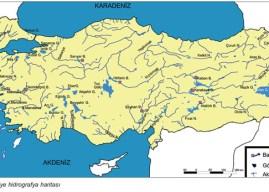 Türkiye'nin Akarsuları ve Göllerinin Özellikleri Hakkında Bilgi