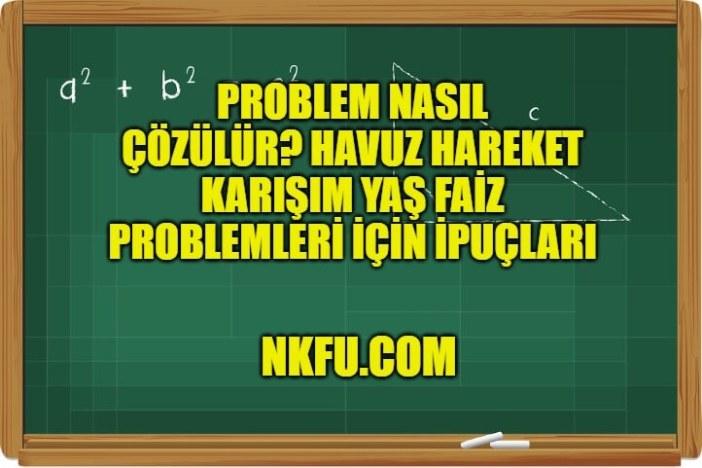 Problem Nasıl Çözülür?