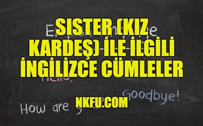 sister cümleler
