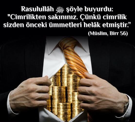 İslamda Cimrilik
