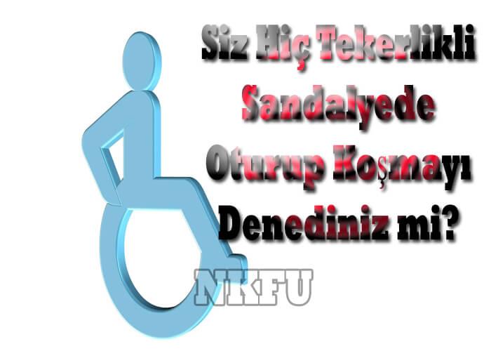 Engellilerin Karşılaştığı Sorunlar İle İlgili Sloganlar