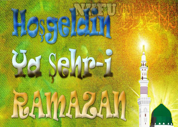Hayırlı Ramazan Mesajları