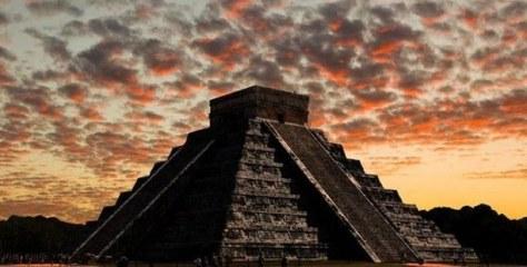 Mayaların Çözülemeyen Gizemi : Mayalar Nasıl Yok Oldu?