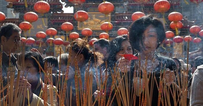 Çin dini