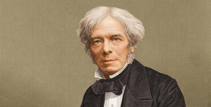 Michael Faraday Ingilizce Hayatı