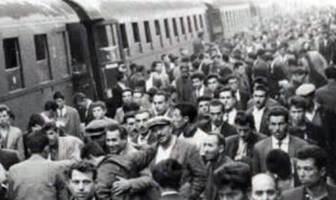 Almanya'ya İşçi Göçü