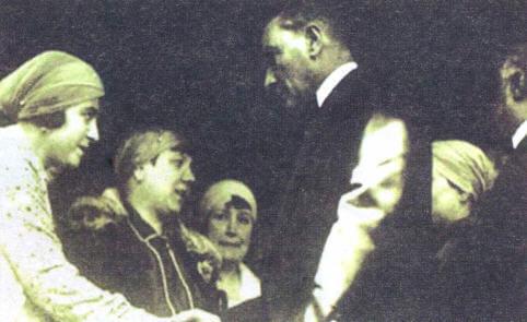 Kadınlar ve Atatürk