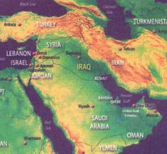 Ortadoğu'da Su Sorunu ve Su Sorununun Sebepleri Nelerdir?