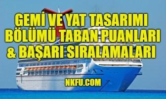 Gemi Yat Tasarımı