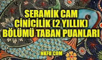 Seramik Cam Çinicilik