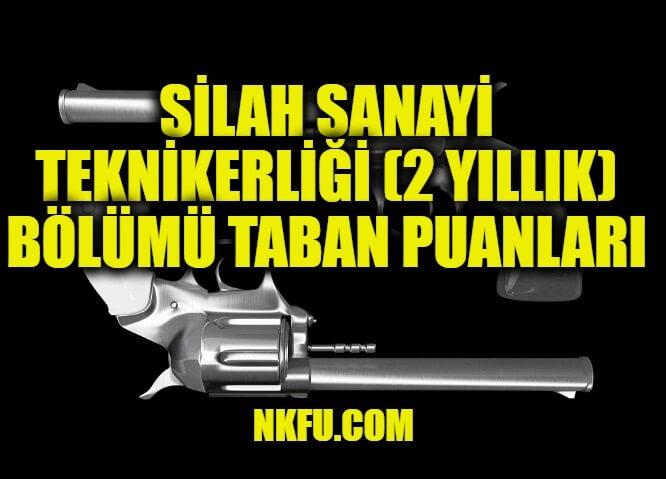 Silah Sanayi Teknikerliği