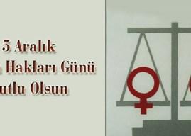 Kadın Hakları İle İlgili Görseller – Afişler