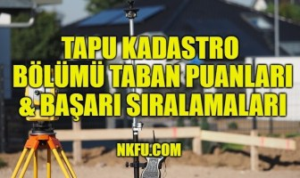 Tapu Kadastro