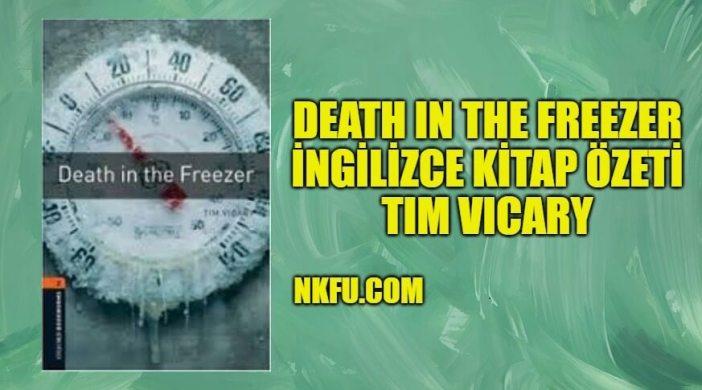 Death In The Freezer İngilizce Kitap Özeti