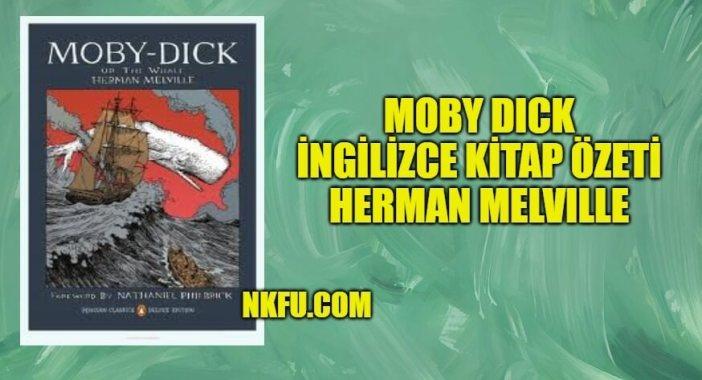 Moby Dick İngilizce Özeti