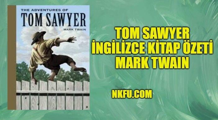 Tom Sawyer İngilizce Kitap Özeti