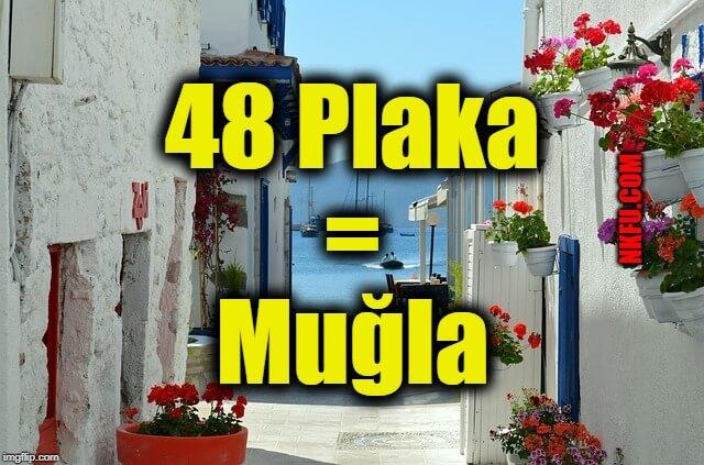 48 plaka Muğla