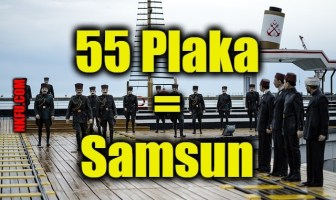 55 plaka samsun