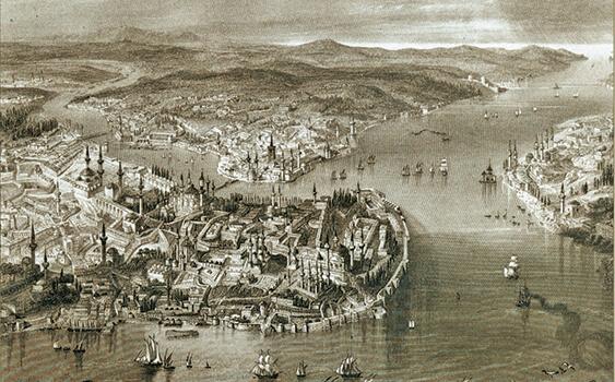 Fetih Sonrası İstanbul