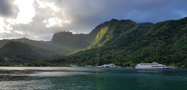 Polinezya Adaları