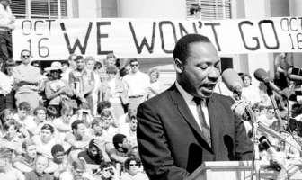 Afro Amerikan Sivil Hakları Hareketi