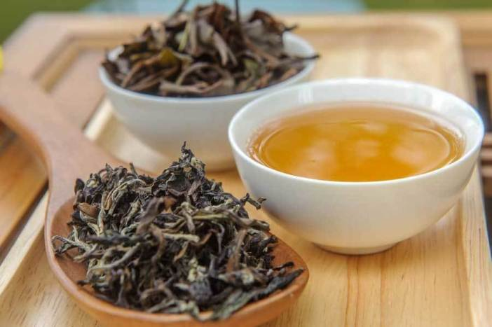 Ooolong çayı