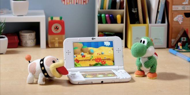 Poochy & Yoshi's Woolly World für Nintendo 3DS angekündigt
