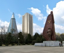 History Juche And Public Space In Making Of North Korea