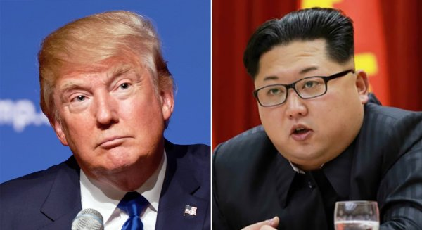donald trump again rejects conclusions on north korea time - HD1709×932