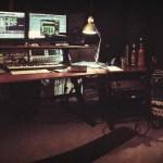 nk studio control room