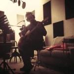 nk studio guitar stereo recording