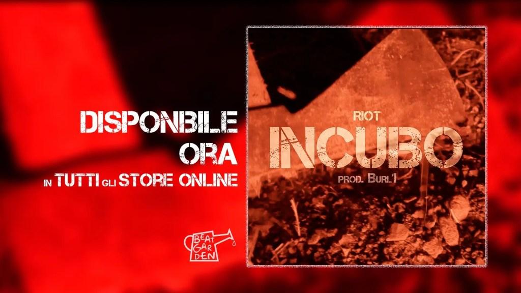 Riot Incubo cover