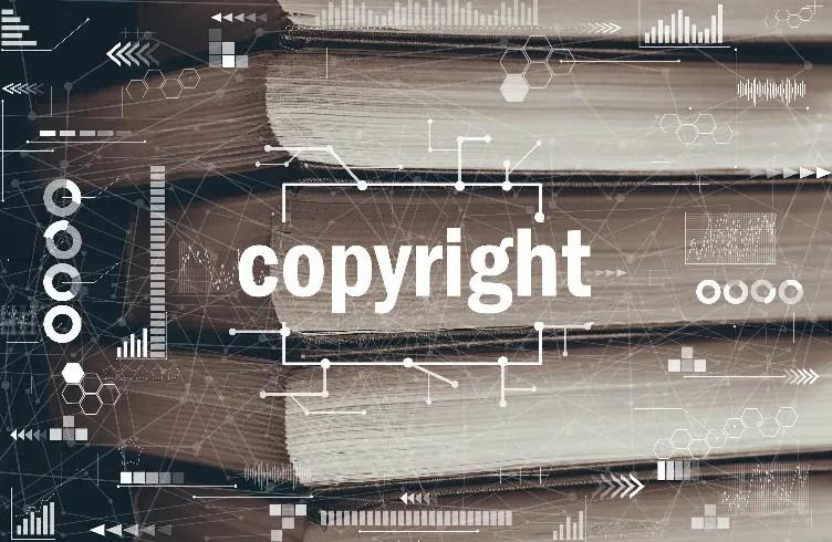 copyright diritto d'autore