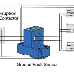 new agld series ground fault relay with digital display [ 1231 x 682 Pixel ]