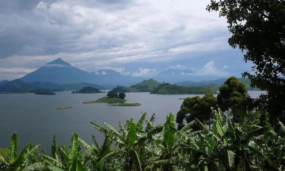 A Uganda Lake